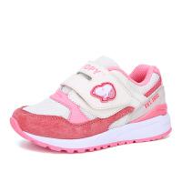 史努比童鞋女童休闲运动跑步鞋