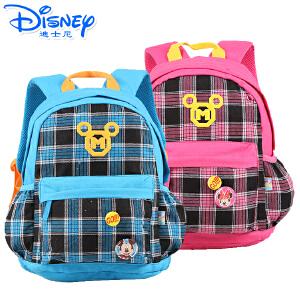 Disney/迪士尼 韩版迪士尼儿童休闲小学生书包幼儿园双肩包