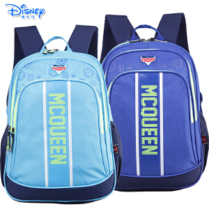 Disney/迪士尼 汽车儿童小学生3-6年级双肩休闲书包RL0022