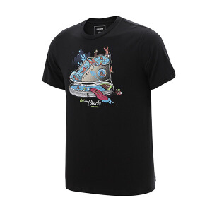 CONVERSE匡威2007春夏新款运动休闲短袖T恤10004406-A01