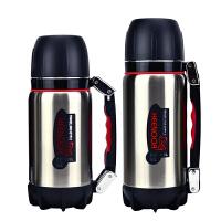 希诺真空不锈钢保温杯壶户外旅行保温水壶便携家用保温暖水瓶