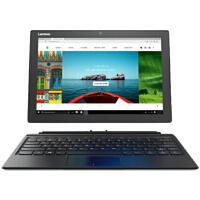 联想 Miix5 旗舰版二合一平板电脑12.2英寸(i7-6500U 8G内存/512G/Win10 内含键盘/触控笔/Office) 玫瑰金/风暴黑