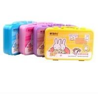 晨光文具 米菲24色盒装水彩笔可洗学生儿童涂鸦画笔FCP90163   单盒价格