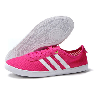 adidas阿迪达斯NEO女鞋帆布鞋休闲鞋运动鞋AQ1472