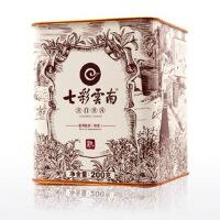 [当当自营]七彩云南名门普洱熟散茶200g