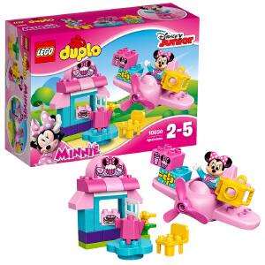 [当当自营]LEGO 乐高 得宝系列 米妮的露天咖啡馆 积木拼插儿童益智玩具 10830