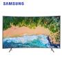 三星(SAMSUNG)UA55NU7300JXXZ 55英寸4K超高清HDR纤窄边框智能网络曲面电视