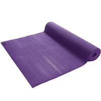 [当当自营]皮尔瑜伽 PVC6mm纯色防滑瑜伽垫紫色 (附带背包)