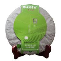 七彩云南茶叶普洱茶 寿生饼 357g