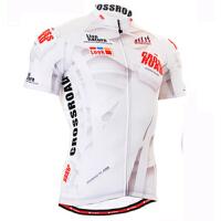 2015男士夏款自行车短袖骑行服套装 骑行服运动服