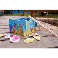 游家男宝宝钓鱼玩具磁性 三岁小孩钓鱼儿童玩具1-2-3周岁