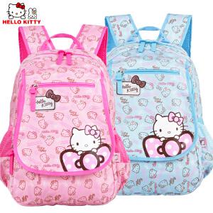 HelloKitty凯蒂猫儿童中小学生书包女童减负双肩休闲书包SK91014