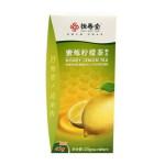 [当当自营] 恒寿堂 蜜炼 柠檬 制品 盒装 225g