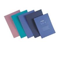 陆捌壹肆  金得利文具 型号: KF124 B5 文件夹(强力夹)+名片袋  一个装