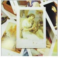 陆捌壹肆 bentoy 油画明信片卡片 复古图案丰富各异 美观 32张