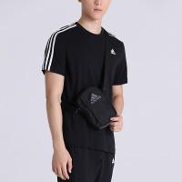adidas阿迪达斯中性单肩包2017新款三条纹附配件AJ9988