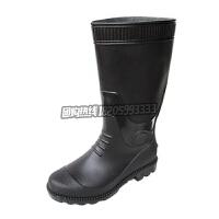 劳保靴高筒大码防化靴耐酸碱抗老化耐磨雨靴水鞋胶靴雨鞋牛筋底耐磨防滑高筒水鞋