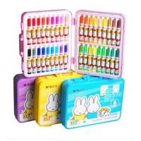 晨光文具 米菲36色盒装水彩笔可洗学生儿童涂鸦画笔FCP90164    单盒价格