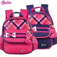Barbie/芭比 幼儿园儿童卡通书包小班到大班女童双肩书包单肩斜挎包