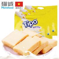 包邮 越南进口 Tipo友谊牌鸡蛋奶油面包干300g*3包  进口饼干糕点早餐零食品