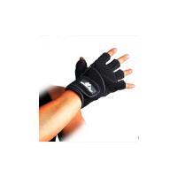 健身手套锻练防滑透气半指男女士护腕运动 哑铃单杠轮滑