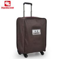 汉客(HANKE)拉杆箱防尘保护套20寸22寸24寸26寸28寸行李箱防尘罩箱套