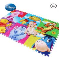 【年中促】迪士尼爬行垫宝宝爬爬垫 环保加厚婴儿泡沫地垫 儿童爬行毯游戏毯2cm