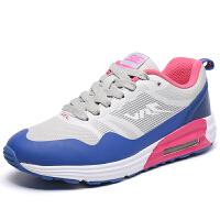 金帅威 女鞋新款跑步鞋韩版经典运动鞋休闲鞋增高鞋旅游鞋女