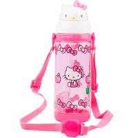 Hello Kitty卡通吸管水杯550ml