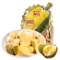 泰国进口 榴的华 榴莲干100g 金枕头榴莲干 进口零食品果干