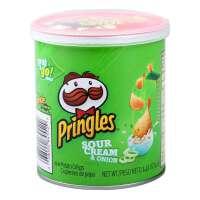 Pringles品客 薯片(乳酪洋葱味)40g/罐