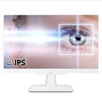 优派(ViewSonic) VX2363smhl-W 23英寸白色 窄边框护眼不闪屏 AH-IPS LED背光液晶显示器