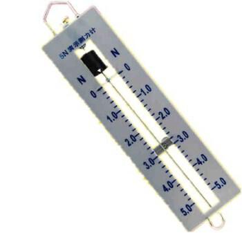 学生文具 中申教学仪器教学设备中学物理仪器5牛测力器教师用测力计5n