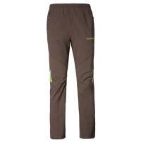 探路者TOREAD男士徒步越野裤登山休闲吸湿速干长裤TAMC81815