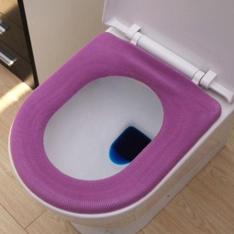 【沃塔森卫浴用品】o型便携式马桶垫颜色随机发价格