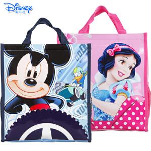Disney/迪士尼 手提袋补习袋米奇米妮饭盒袋卡通便当袋TGMB0093
