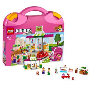 [当当自营]LEGO 乐高 小拼砌师系列 超市手提箱 积木拼插儿童益智玩具 10684