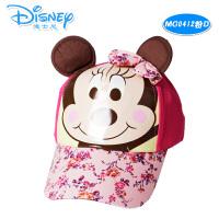 迪士尼童装春夏款米奇米妮男童女童棒球帽