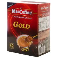 [当当自营] 马来西亚进口 美卡菲(MacCoffee) 3合1速溶咖啡 320g