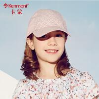 儿童帽子春夏天棒球帽韩女士遮阳帽防紫外线防晒帽女童鸭舌帽4880