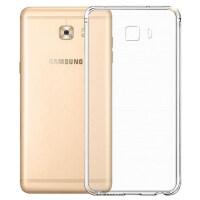 三星C9000原装手机壳C9 pro手机套C9000薄款透明保护壳C9 pro后壳