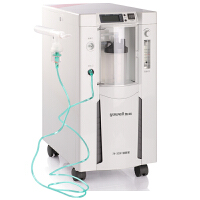 鱼跃(YUWELL)制氧机家用老人吸氧机医用氧气机 7F-3CW 带雾化3L机