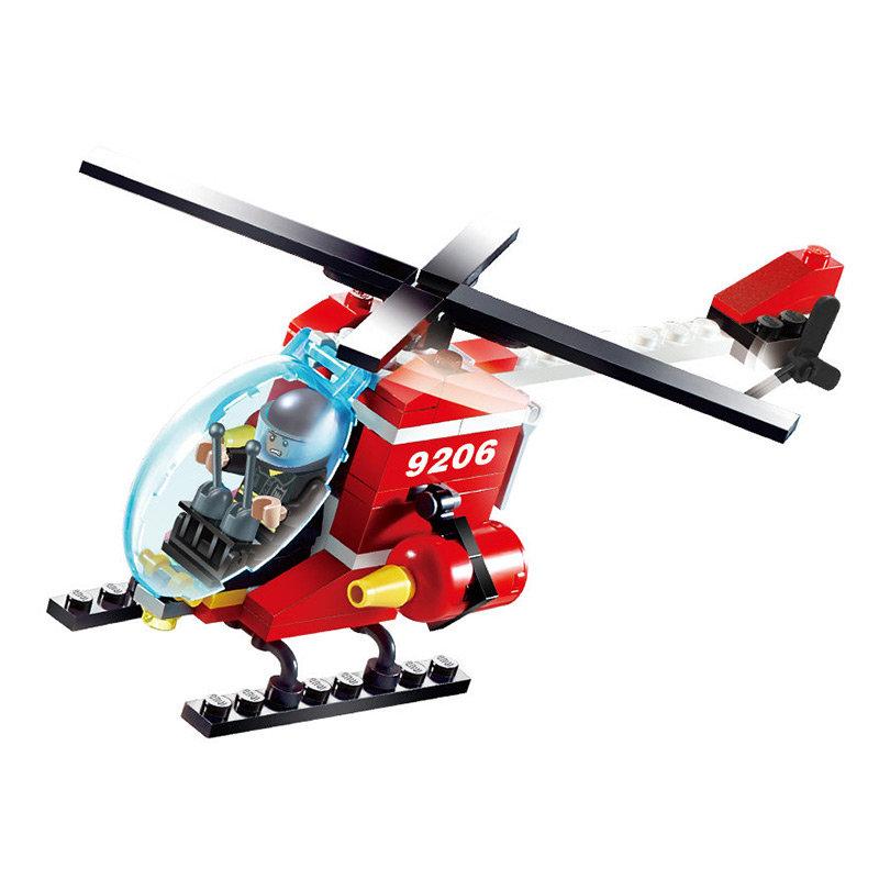 拼插军事模型儿童玩具
