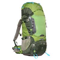 探路者TOREAD户外60升背包配有防雨罩BES背负系统徒步登山包TEBC80602