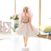 【全店支持礼品卡】梦幻天使婚纱芭比娃娃公主玩具婚纱新娘儿童节礼物女孩玩具女孩礼物洋娃娃