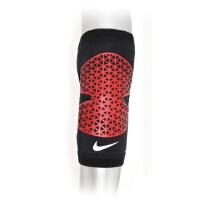Nike 耐克男子NPC弹性肘部护套 NIKE篮球护肘比赛护臂加长轻薄透气护具 单只装