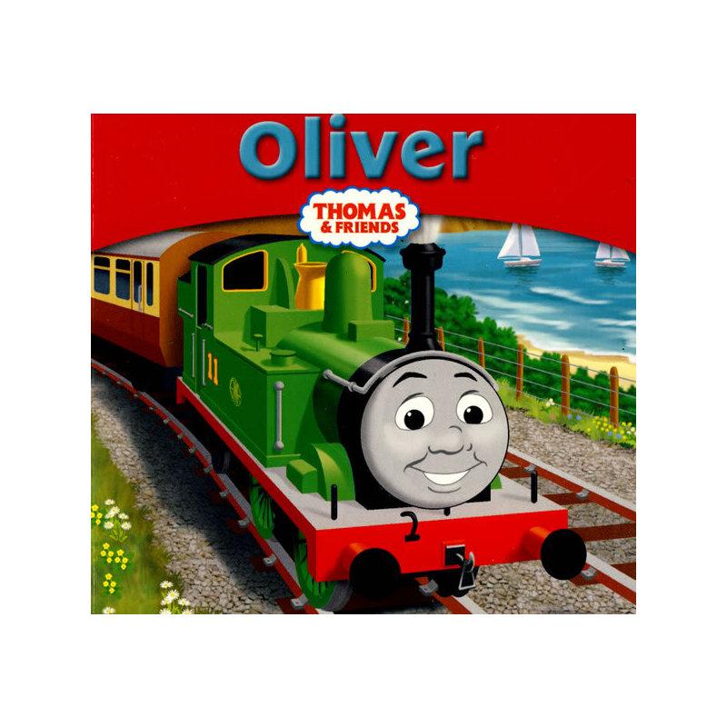 oliver奥利弗-火车头托马斯系列