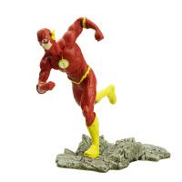 [当当自营]Schleich 思乐 DC超级漫画英雄系列 闪电侠 仿真塑胶模型收藏玩具动漫周边 S22508
