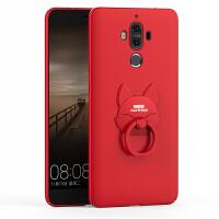 ROCK iPhone6 plus手机皮套4.7寸翻盖皮套iphone6隐形视窗皮套 苹果6智能保护套 5.5寸全视窗外壳