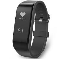 德赛Fitband F2智能手环蓝牙健康心率睡眠计步监测微信运动来电短信提醒